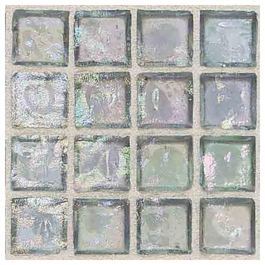 Egyptian Glass Tile Aquamarine EG14