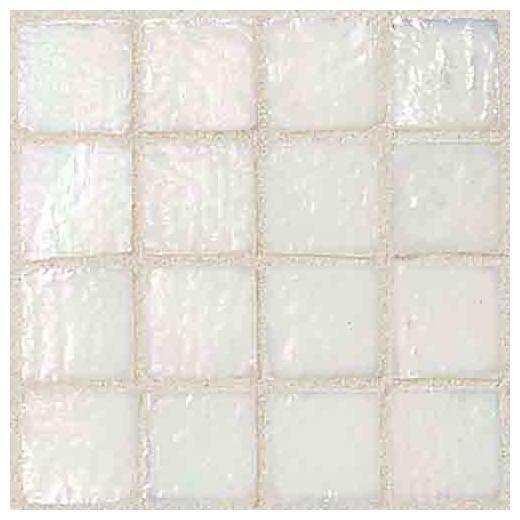 Egyptian Glass Tile Cotton EG15