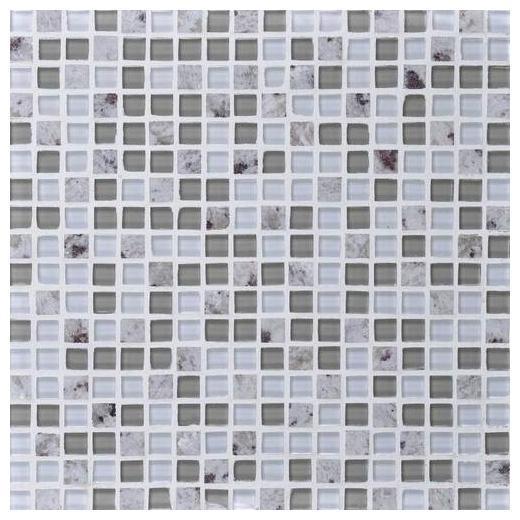 Granite Radiance Tile Kashmir White Blend GR605858MS1P