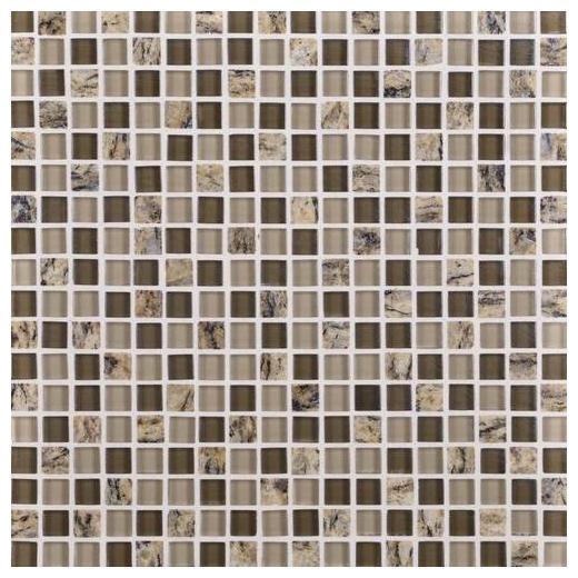 Granite Radiance Tile Santa Cecilia Blend GR65