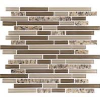 Granite Radiance Tile Santa Cecilia Blend Random GR65