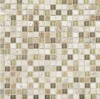 Stone Radiance Tile Mushroom/ Morning Sun Blend SA53