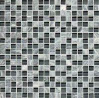 Stone Radiance Tile Glacier Gray Marble Blend SA59