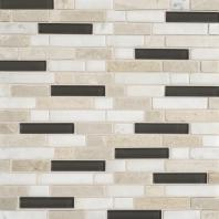 Stone Radiance Tile Kinetic Khaki Blend Random SA50