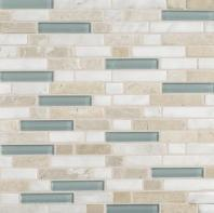 Stone Radiance Tile Whisper Green Blend Random SA51