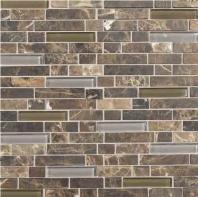 Stone Radiance Tile Wisteria/ Tortoise Blend Random SA54