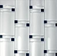 Maree Series Crystal Ice Mosaic Tile