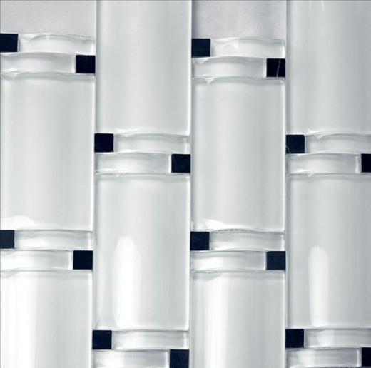 Maree Series Crystal Ice Mosaic Tile