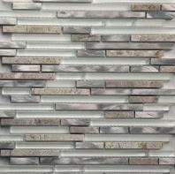 Riga Series Dazzle Stone Mosaic Tile MMSG02