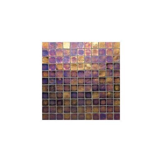 Oceanside Glass Tessera Series Bronze 1X1TESBRO