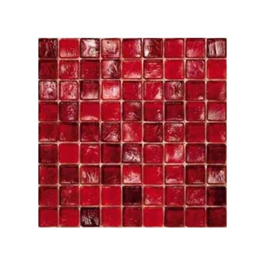 Sicis Water Glass Series Crimson