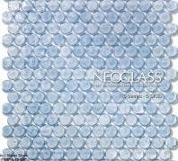 Sicis NeoGlass Barrels Series Cashmere BARR-CASH