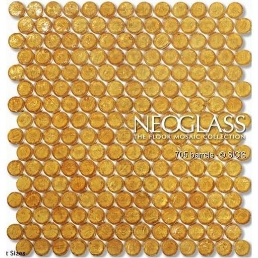 Sicis NeoGlass Barrels Series Hemp BARR-HEMP
