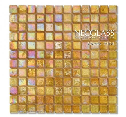 Sicis NeoGlass Cubes Series Hemp CUBE-HEMP