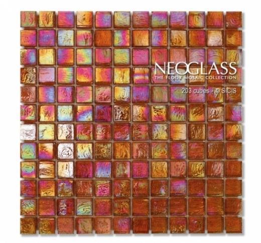 Sicis NeoGlass Cubes Series Jute CUBE-JUTE