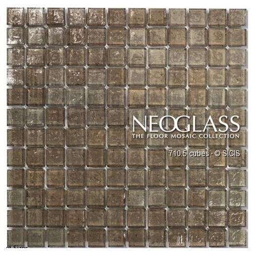 Sicis NeoGlass Cubes Series Satin CUBE-SATI
