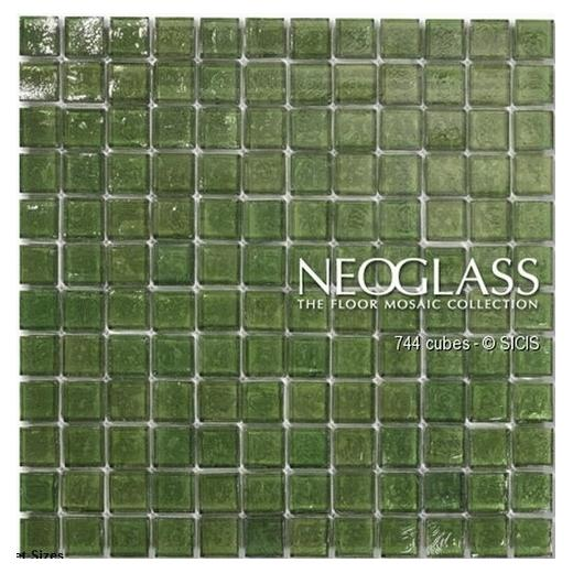 Sicis NeoGlass Cubes Series Tweed CUBE-TWEE