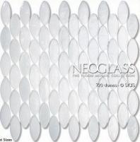 Sicis NeoGlass Domes Series Cotton DOME-COTT