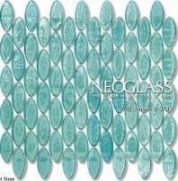 Sicis NeoGlass Domes Series Organza DOME-ORGA