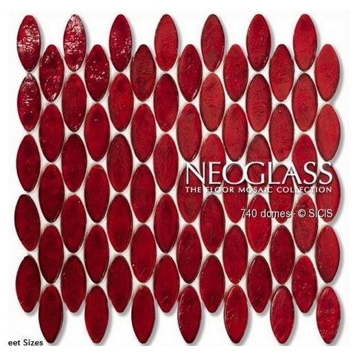 Sicis NeoGlass Domes Series Wool DOME-WOOL