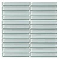 Color Wave Tile Whisper Green 1 x 6 Straight-Joint CW12