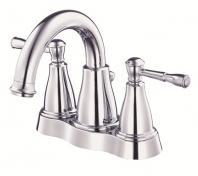 Eastham Series Two Handle Centerset Lavatory Faucet D301015