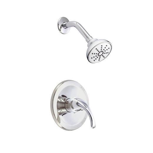 Melrose Series Trim Only Single Handle Pressure Balance Shower Faucet D510511T
