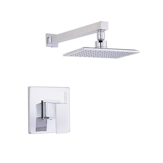 Mid-Town Series Trim Only Single Handle Pressure Balance Shower Faucet D500562T