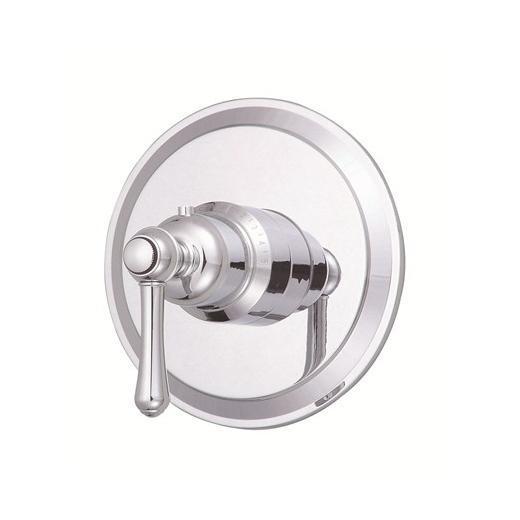 Opulence Series Single Handle 3/4'' Thermostatic Shower Valve Trim Kit D562057T