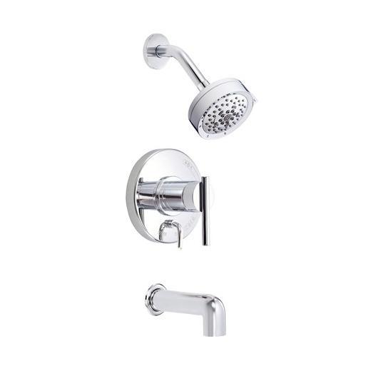 Parma Series Trim Only Single Handle Tub & Shower Faucet D512058T