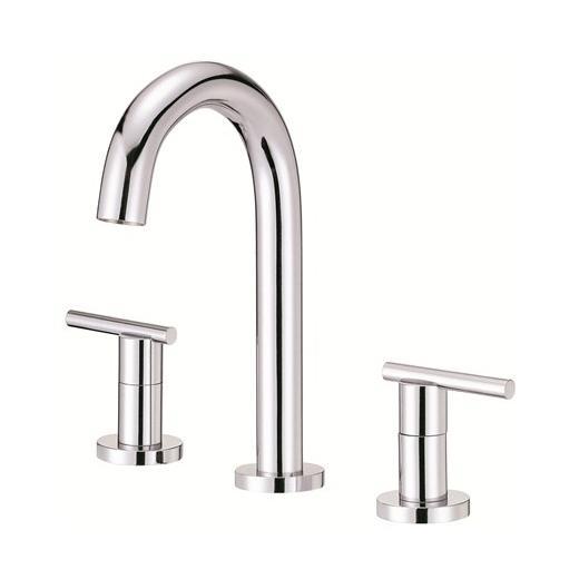 Parma Series Trim Line Widespread Lavatory Faucets D304558
