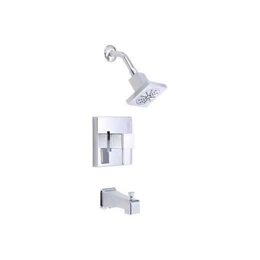 Reef Series Trim Only Single Handle Tub & Shower Faucet D502033BNT