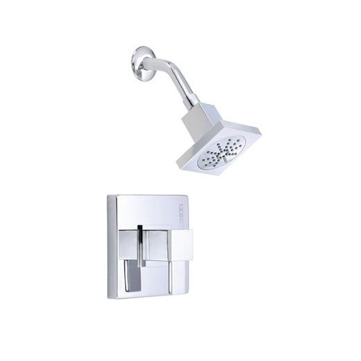 Reef Series Trim Only Single Handle Pressure Balance Shower Faucet D502533BNT
