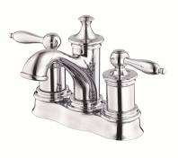 Prince Series Two Handle Centerset Lavatory Faucet D301010