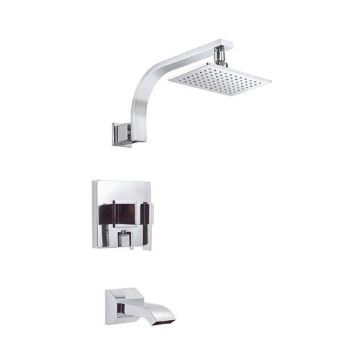 Sirius Series Tub and Shower Trim Kit D510044T