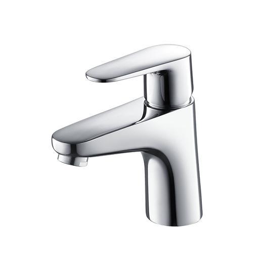 Diveria Series Single Hole Mount Bathroom Vanity Faucet FFT3811CH