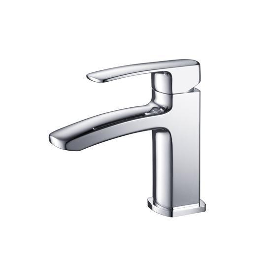 Fiora Series Single Hole Mount Bathroom Vanity Faucet FFT9161CH