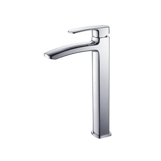 Fiora Series Single Hole Vessel Mount Bathroom Vanity Faucet FFT9162CH