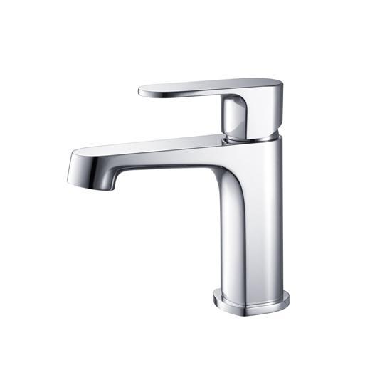 Gravina Series Single Hole Mount Bathroom Vanity Faucet FFT9131CH