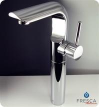 Mazaro Series Single Hole Vessel Mount Bathroom Vanity Faucet FFT2602CH