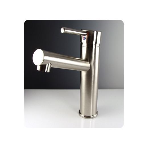 Savio Series Single Hole Mount Bathroom Vanity Faucet FFT1046BN