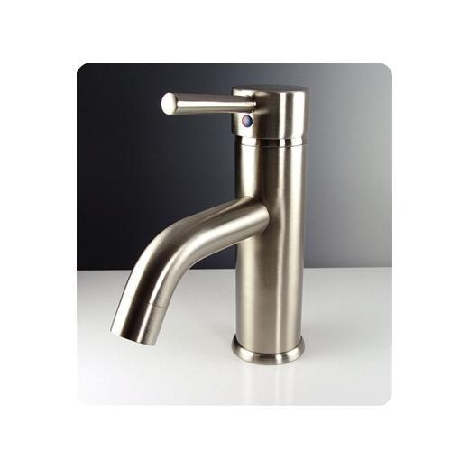 Sillaro Series Single Hole Mount Bathroom Vanity Faucet FFT1041BN