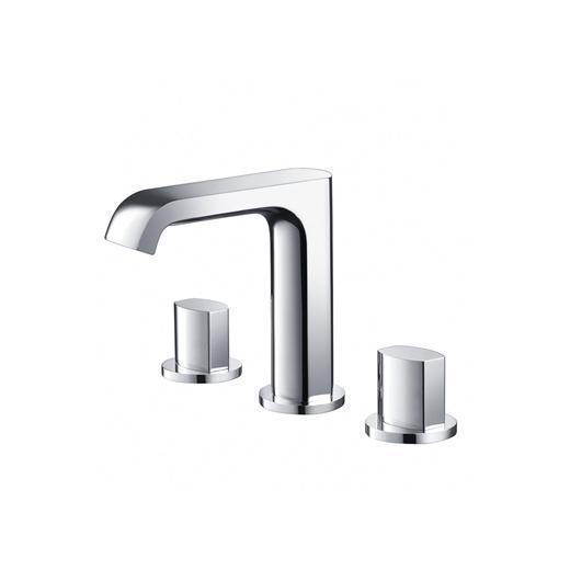 Tusciano Series Widespread Mount Bathroom Vanity Faucet FFT3906CH