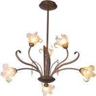 Bloom 6-Light Chandelier E22063-26