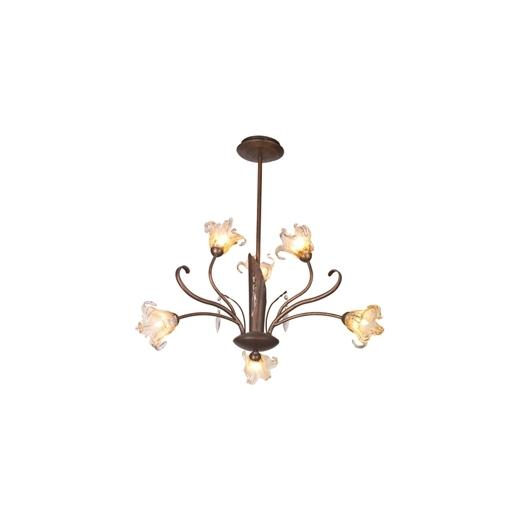 Bloom 6-Light Chandelier E22063-26