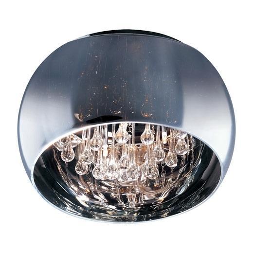 Sense 6-Light Flush Mount E21201-10PC