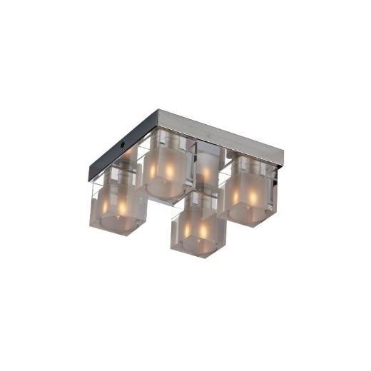 Blocs 4-Light Flush Mount E22038-18