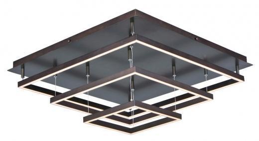 Quad LED Flush Mount E22408-BZ