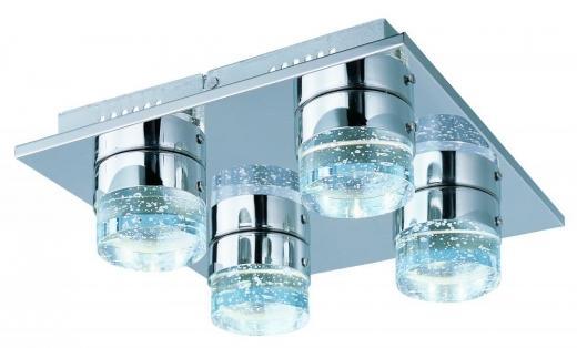 Fizz IV 4-Light LED Flush Mount E22772-91PC