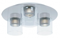 Cyborg 3-Light Ceiling Mount E23060-18PC